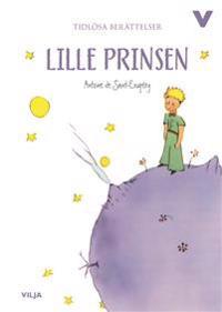 Lille prinsen  (lättläst, CD + bok)