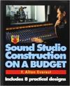 Sound Studio Construction on a Budget