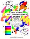 \ Opi Color Names Lasten, Jotka Puhuvat Suomen Värityskirja Käytä Numeroita Oppia Opettaja Päättää + Fun Muodot Useita Harjoitukset Lapsille, Aikuisil