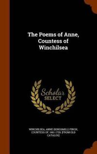 The Poems of Anne, Countess of Winchilsea