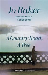 Country road, a tree