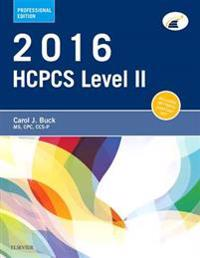 2016 HCPCS Level II Professional Edition - E-Book