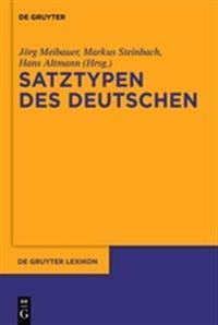 Satztypen Des Deutschen