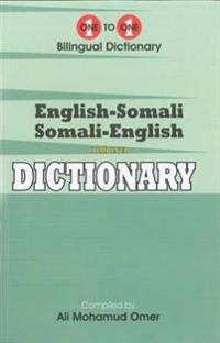 English-SomaliSomali-English One-to-One Dictionary