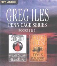 Greg Iles - Penn Cage Series: Books 2 & 3: Turning Angel, the Devil's Punchbowl