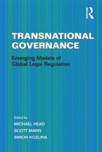 Transnational Governance