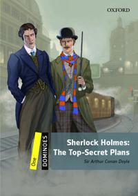 Dominoes: One: Sherlock Holmes: The Top-Secret Plans Audio Pack