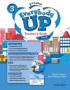 Everybody Up : Level 3: Teacher's Book Pack with DVD, Online Practice and Teacher's Resource Center CD-ROM