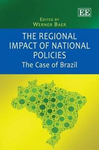 The Regional Impact of National Policies