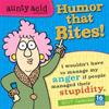 Cal 2017-Aunty Acid Presents Humor That Bites!