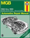 M. G. B. Owner's Workshop Manual