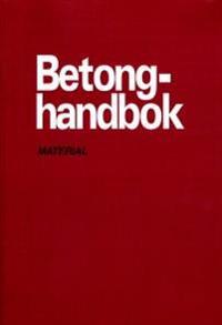Betonghandbok - Material