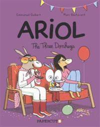 Ariol 8: The Three Donkeys