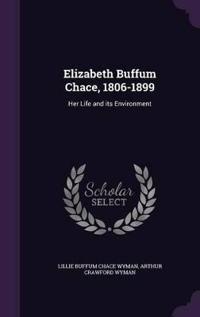 Elizabeth Buffum Chace, 1806-1899