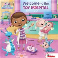 Doc McStuffins Welcome to the Toy Hospital