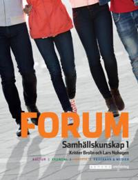 Forum Samhällskunskap 1