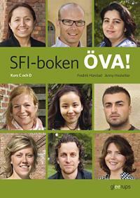SFI-boken ÖVA! Kurs C och D