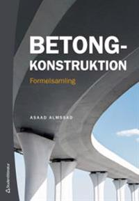 Betongkonstruktion - Formelsamling