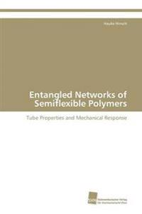 Entangled Networks of Semiflexible Polymers
