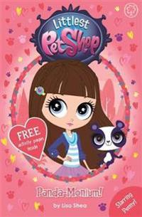 Littlest pet shop: panda-monium! - book 4