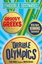 Groovy greeks presents orrible olympics