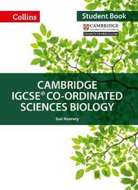 Cambridge Igcse(r) Co-Ordinated Sciences Biology: Student Book