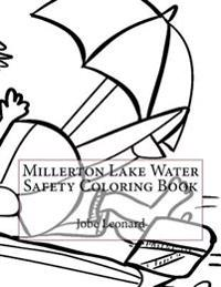 Millerton Lake Water Safety Coloring Book