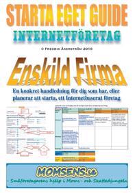 Starta Eget Guide : Internetföretag