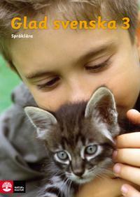 Glad svenska 3 Språklära, tredje upplagan