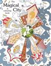 Colouring Book: The Magical City: A Coloring Books for Adults Relaxation(stress Relief Coloring Book, Creativity, Patterns, Coloring B