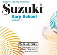 Suzuki Harp School, Vol 5