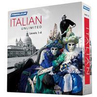 Pimsleur Italian Unlimited, Levels 1-4