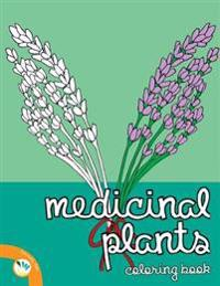 Medicinal Plants Coloring Book