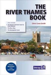 River thames book - including the river wey, basingstoke canal and kennet a