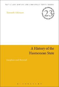 A History of the Hasmonean State
