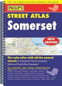 Philips street atlas somerset