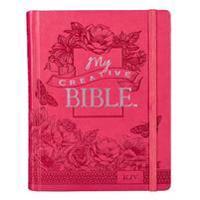 KJV My Creative Bible Pink Lux KJV My Creative Bible Pink Lux