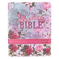 KJV My Creative Bible Silky Floral