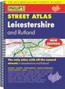 Philip's Street Atlas Leicestershire and Rutland