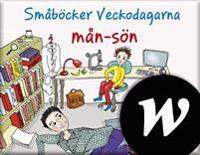 Småböcker Veckodagarna Interaktiv elevbok klasslicens 12 mån