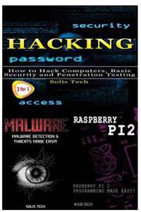 Hacking + Malware + Raspberry Pi 2