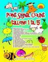 Point Signal Count Tallene 1 Til 5