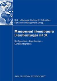 Management Internationaler Dienstleistungen Mit 3k