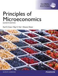 Principles of Microeconomics plus MyEconLab with Pearson eText, Global Edition