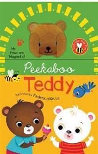 Peekaboo Teddy [With Stuffed Animal]