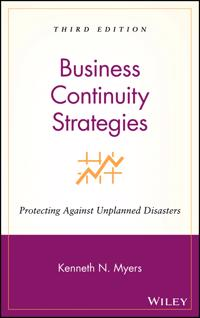 Business Continuity Strategies