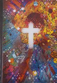 Raamattu (rippiraamattu Rajaton riemu, 100x150 mm, kaksi lukunauhaa)