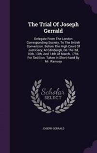 The Trial of Joseph Gerrald