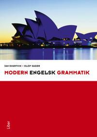 Modern engelsk grammatik