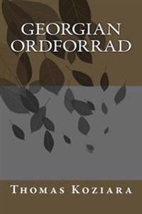 Georgian Ordforrad - Thomas P. Koziara pdf epub